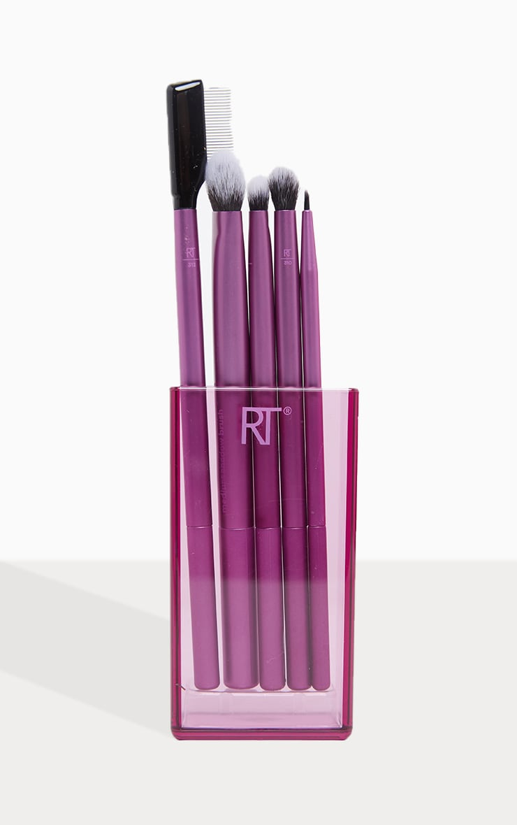 Real Techniques Enhanced Eye Makeup Brush Set 1