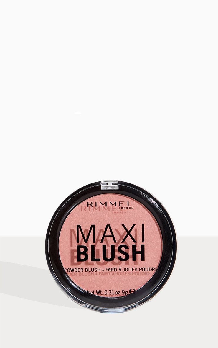 Rimmel Maxi Blush Third Base