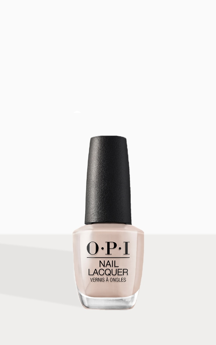 OPI Classic Nail Lacquer Coconuts Over OPI 1