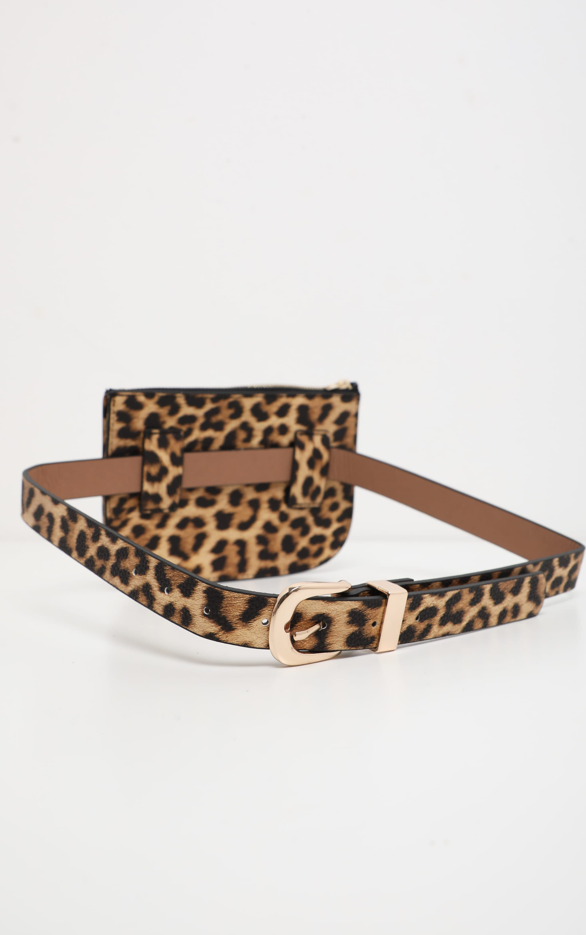 Leopard Belt Bag  3