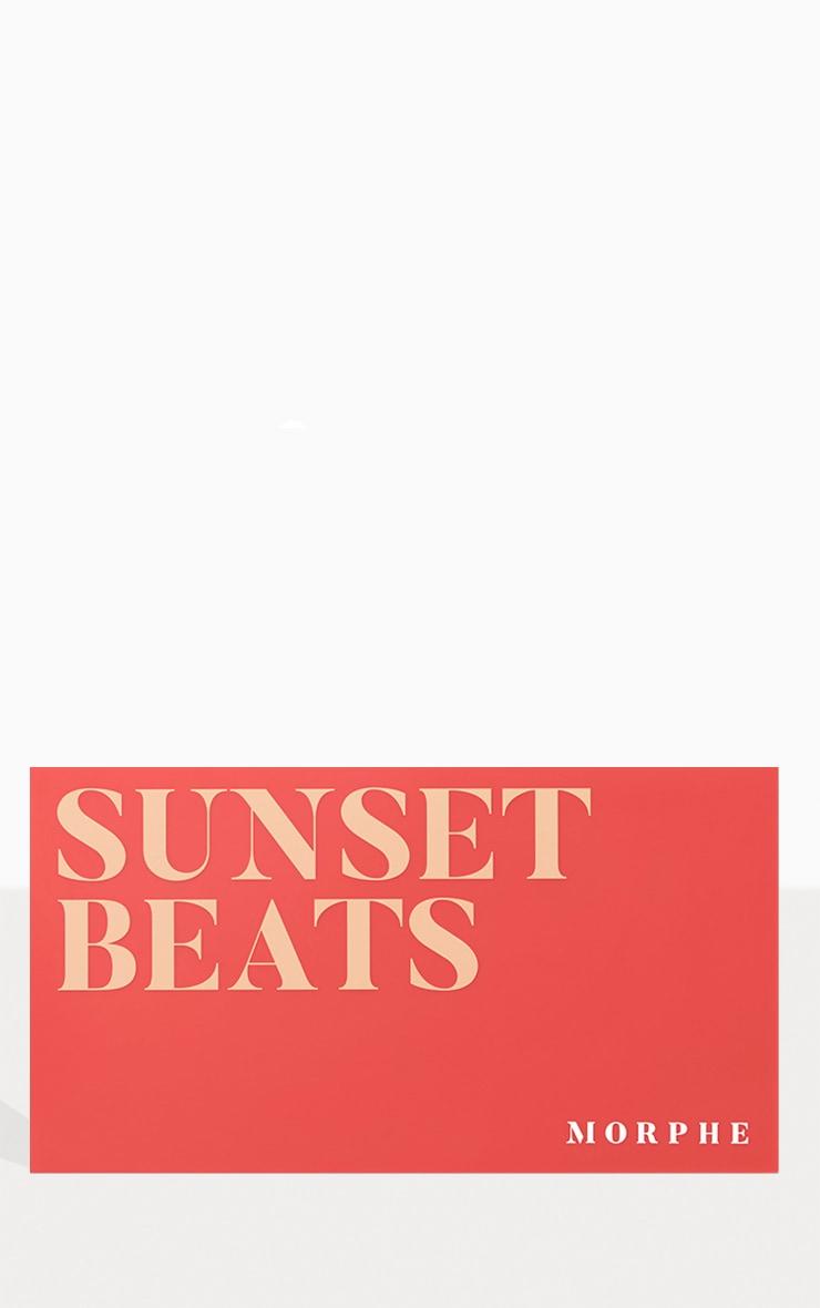 Morphe 18S Sunset Beats Artistry Eyeshadow Palette 2