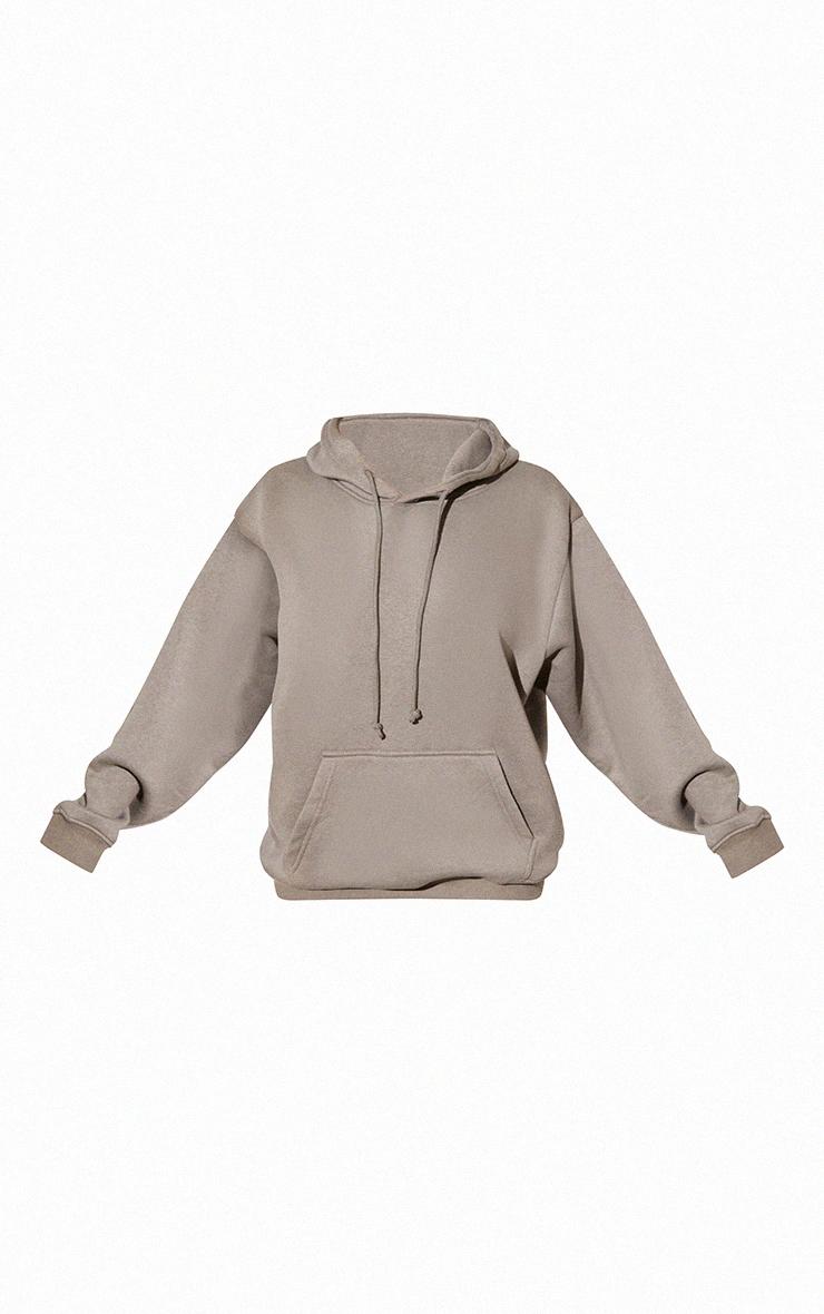 RENEW Petite Light Khaki Ultimate Oversized Hoodie 5