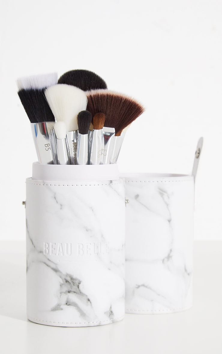 Beau Belle Marble Brush Set 1