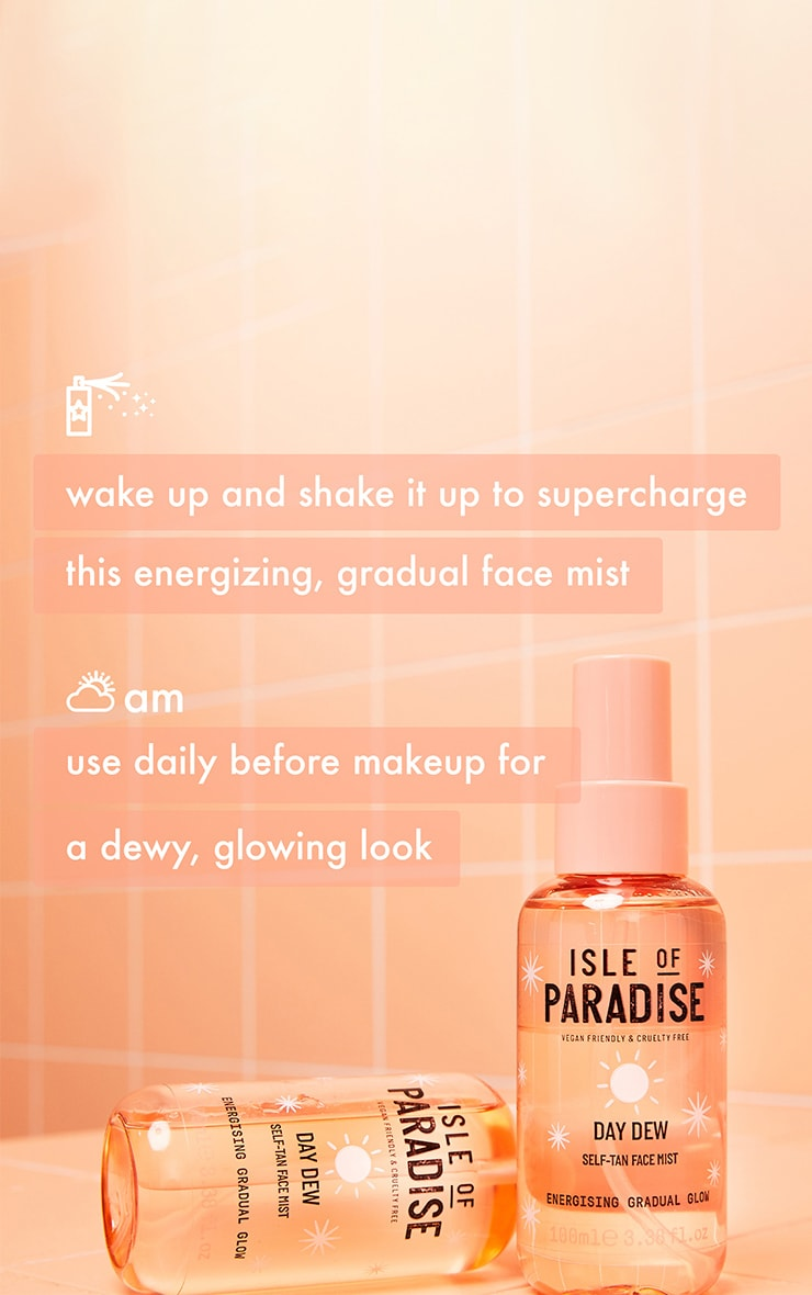 Isle of Paradise Day Dew Self-Tan Face Mist 5