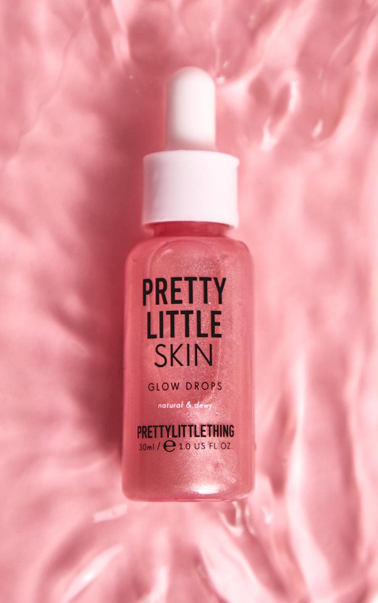 Pretty Little Skin Universal Glow Drops 30ml 4