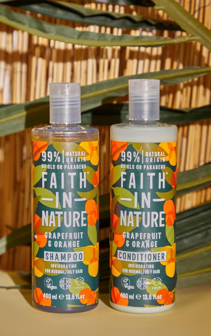 Faith In Nature Shampoo Grapefruit & Orange 400ml 4