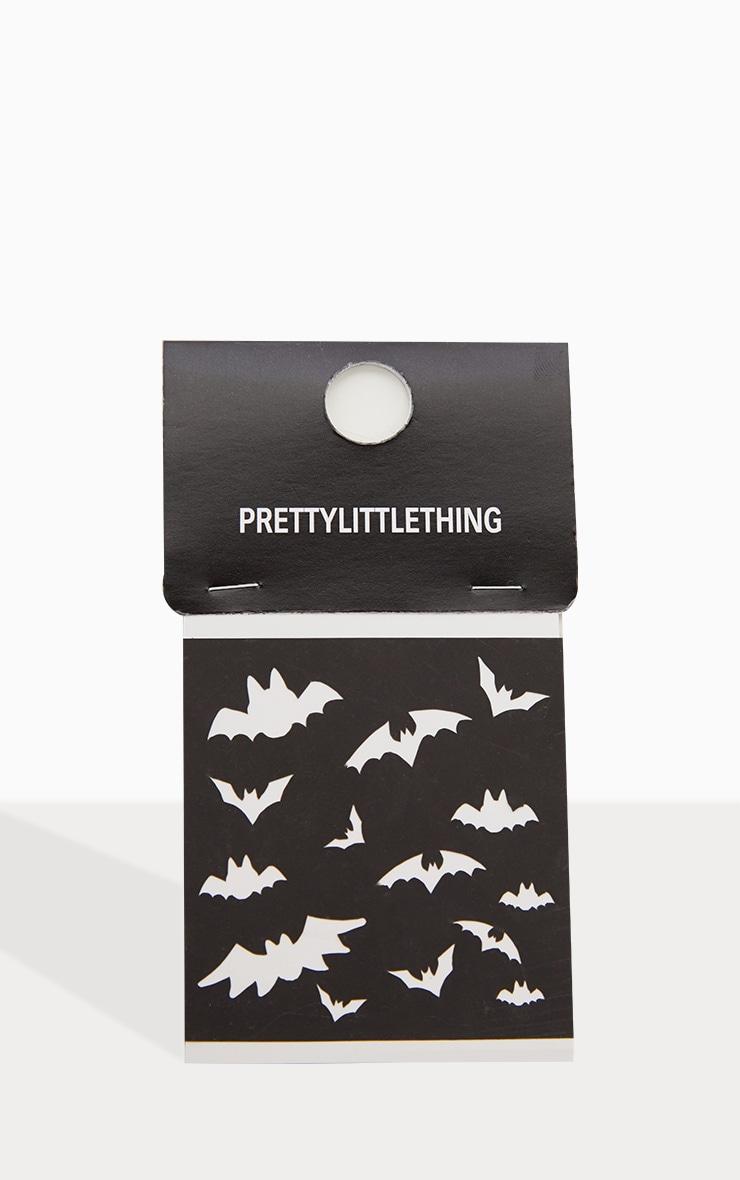 PRETTYLITTLETHING Bat Face Stencils 2