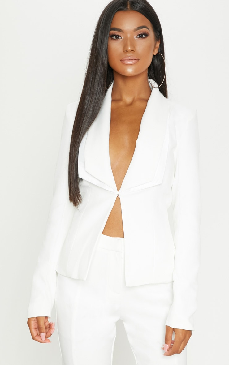 Avani Cream Suit Jacket 2