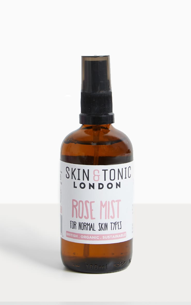 Skin & Tonic London Rose Mist