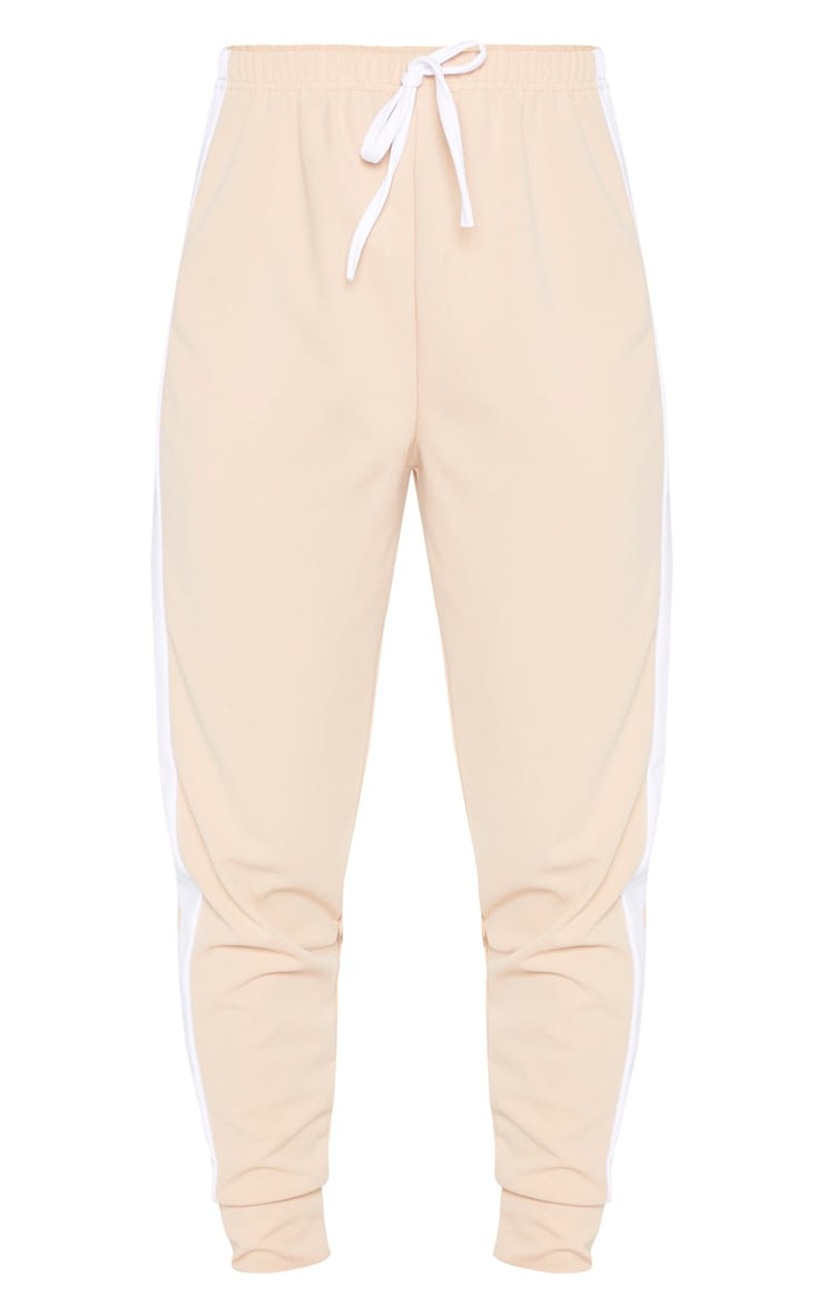 Stone Side Stripe Detail Jogger 3