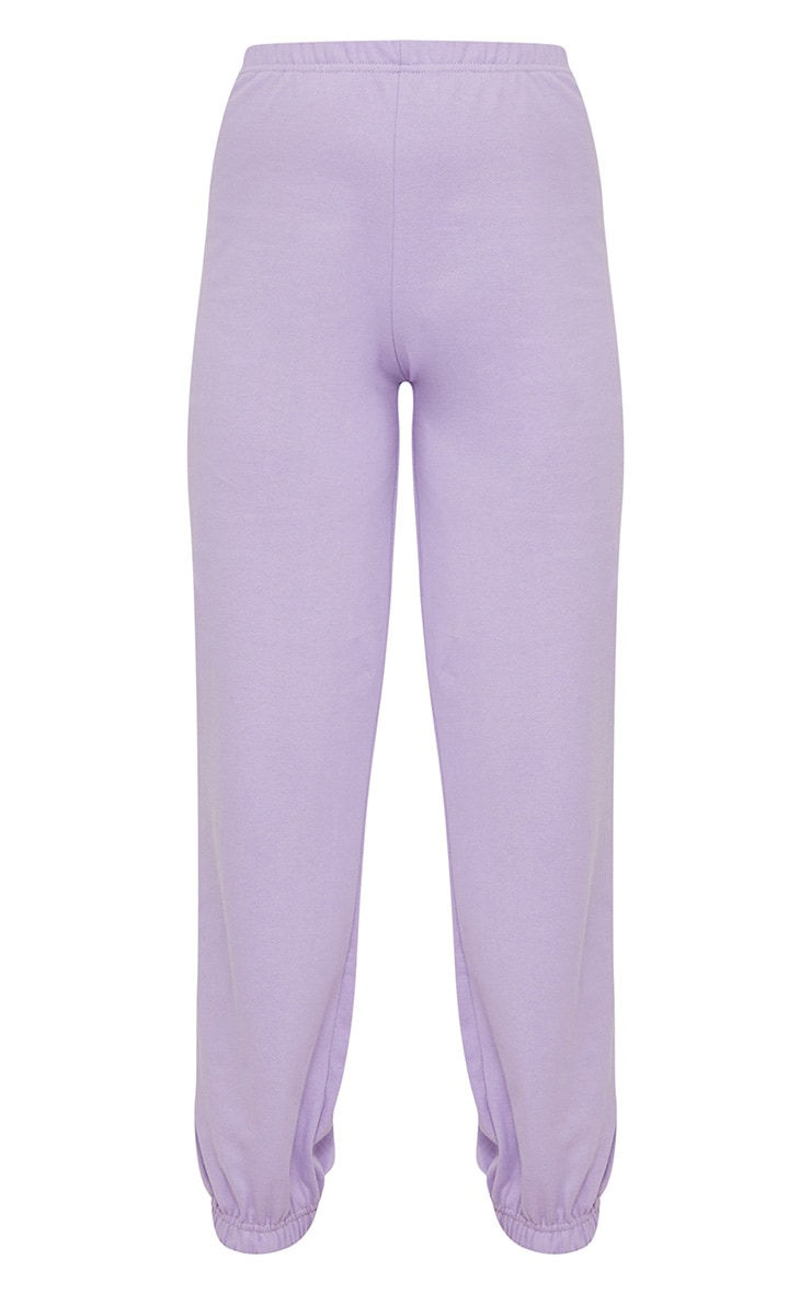 Lilac Sweat Joggers 3