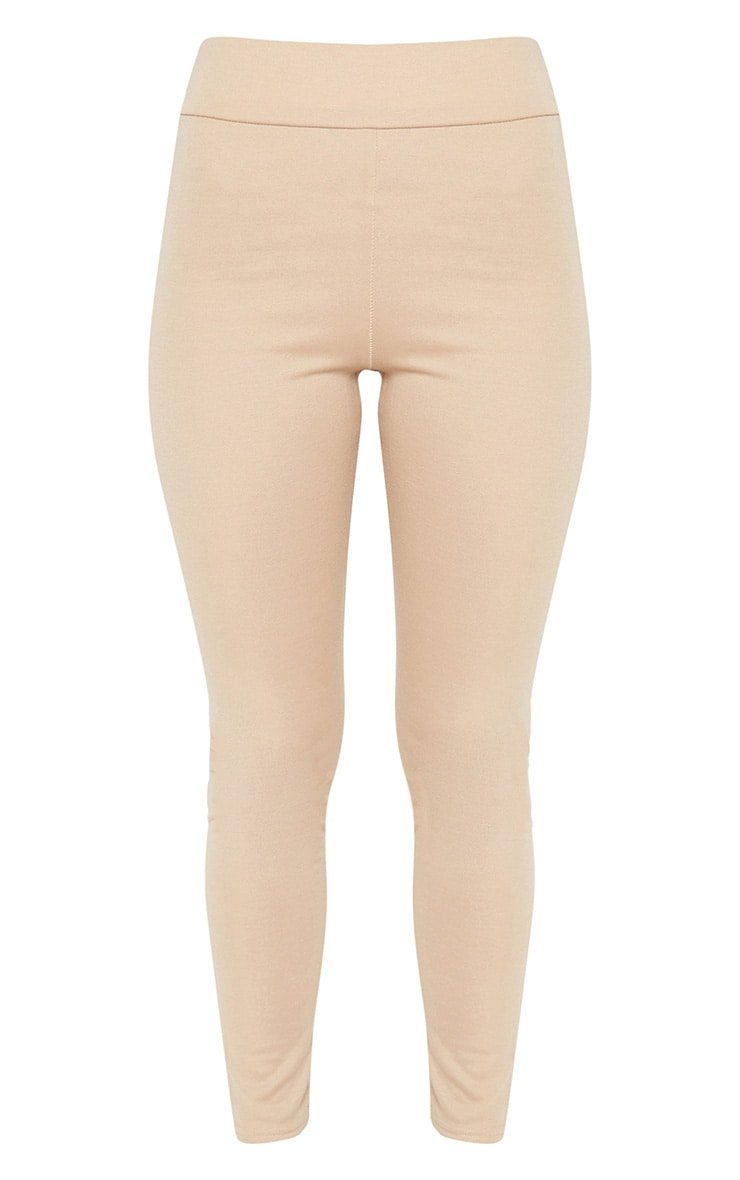 Stone Second Skin High Waisted Ponte Seamed Legging 3