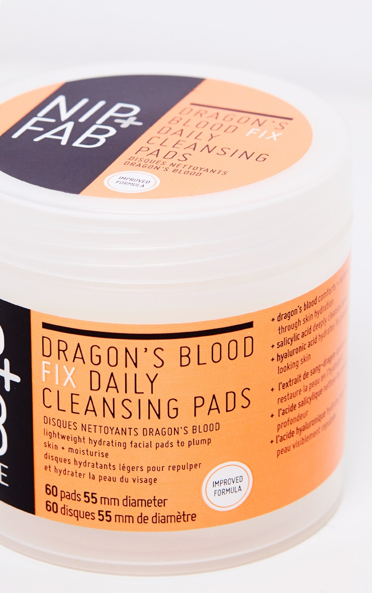 Nip & Fab Dragons Blood Fix Pads 4