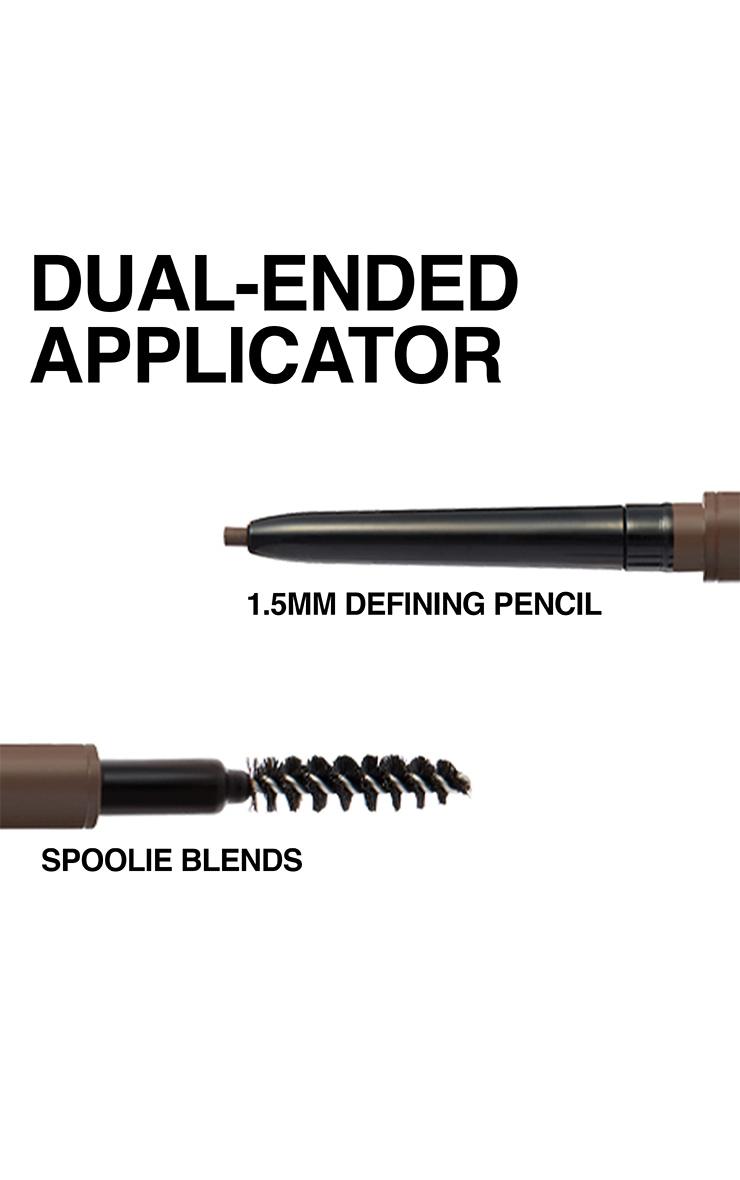 Maybelline Brow Ultra Slim Defining Fuller Eyebrow Pencil 05 Deep Brown 3