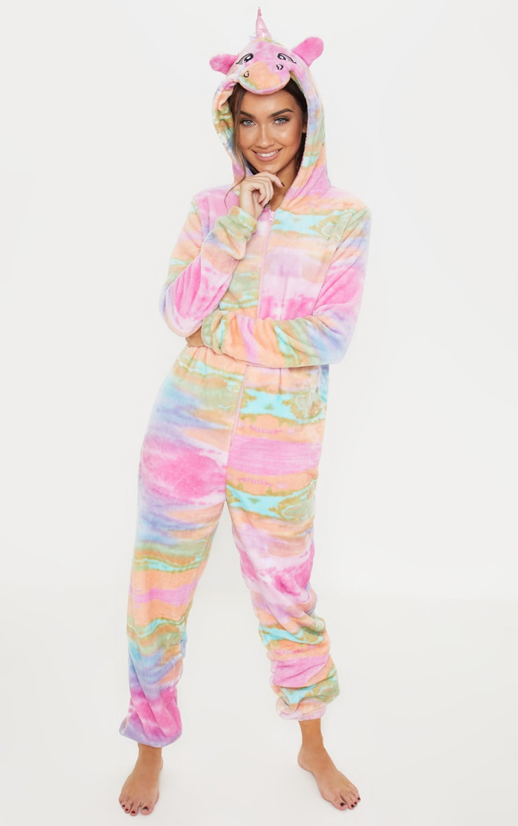 Rainbow Unicorn Onesie 4