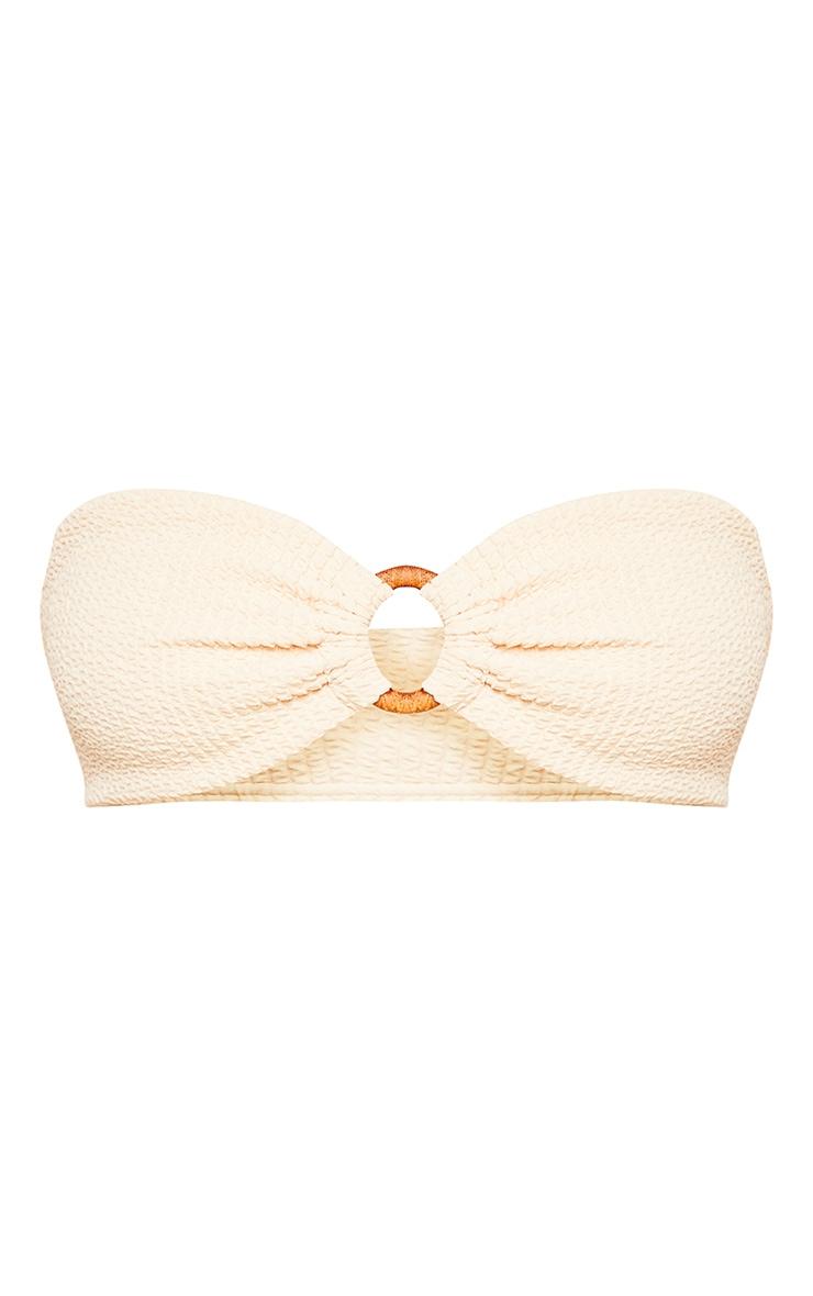 Sand Ring Middle Crinkle Bikini Top 3