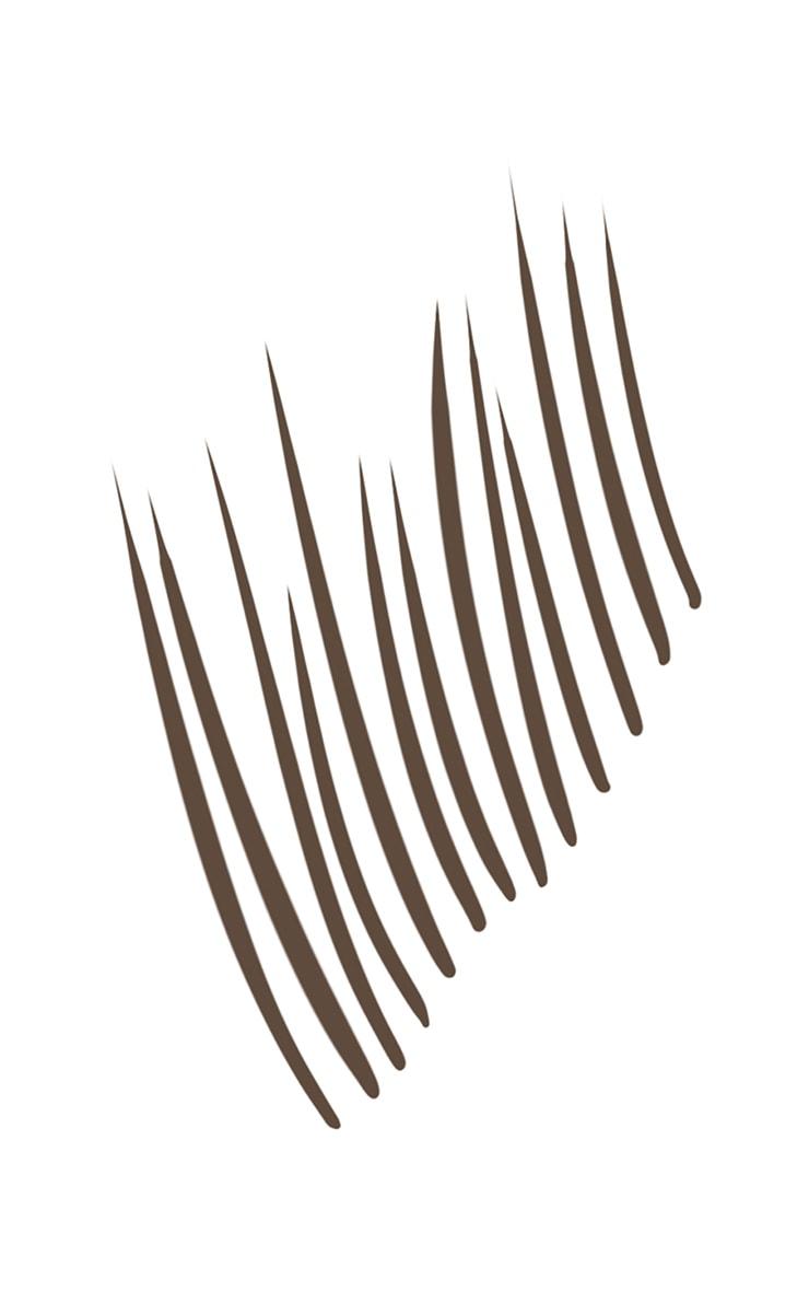 NYX PMU Lift And Snatch Brow Tint Pen Ash Brown 5