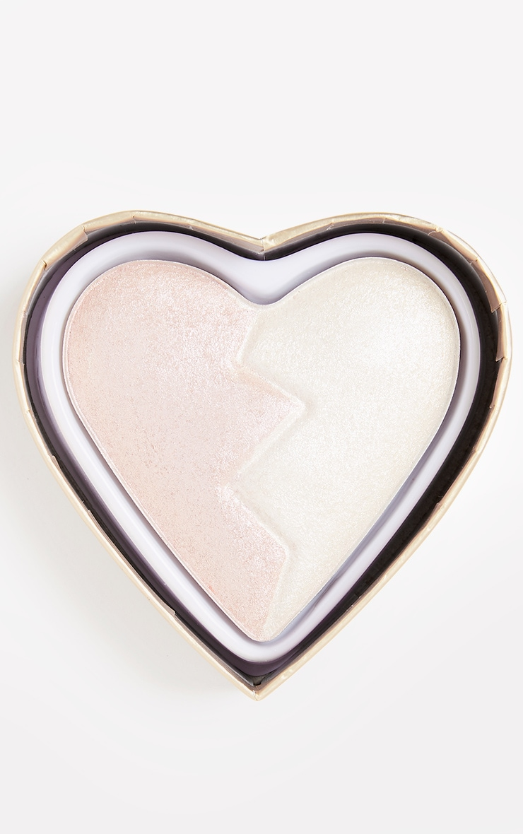 I Heart Revolution Heartbreakers Highlighter Unique 3