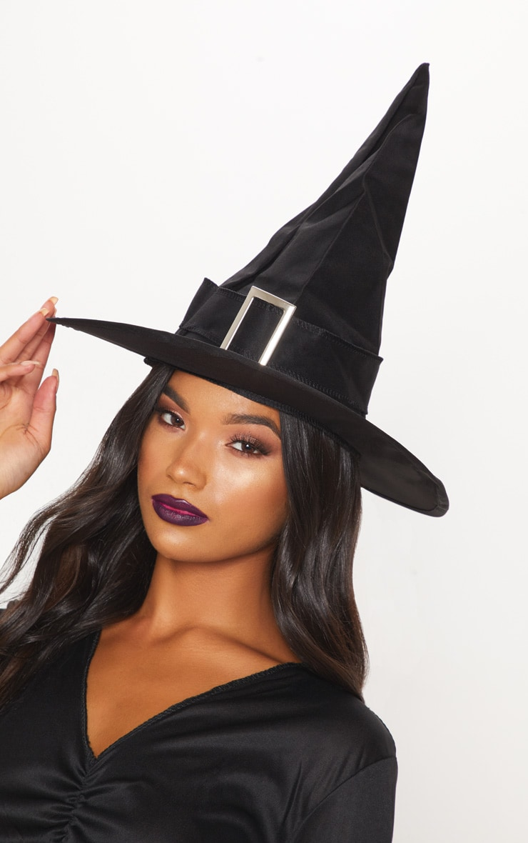 Gothic Witch Halloween Fancy Dress Outfit 5