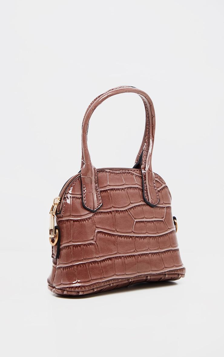 Rose Croc Mini Grab Bag 2