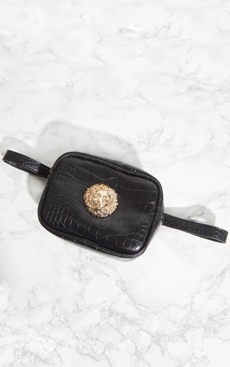 Black Lion Bum Bag 3