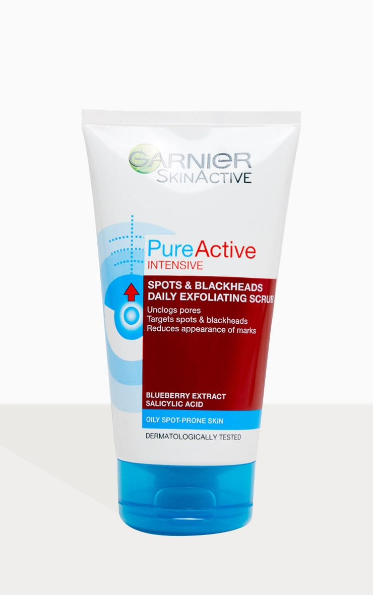 Garnier Pure Active - Gommage intensif anti points noirs - 150 ml  2