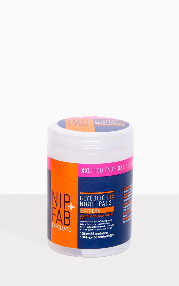 Nip + Fab Glycolic Fix Extreme XXL Pads 2