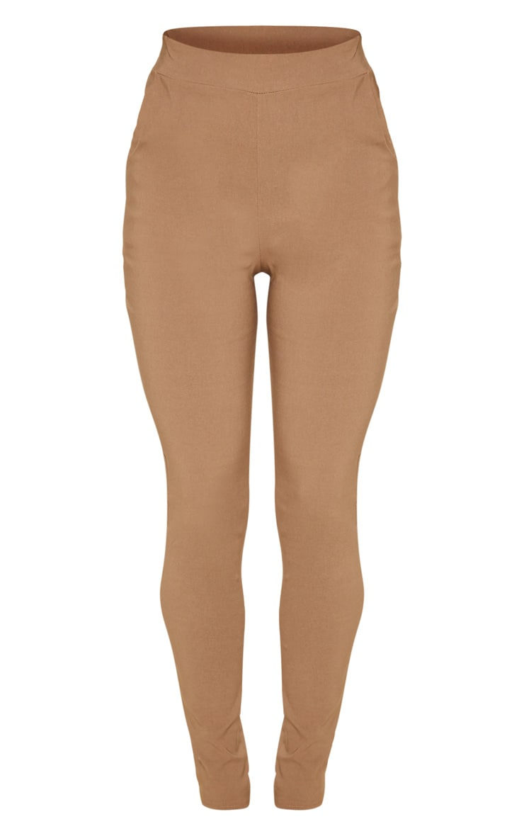 Camel Skinny Trousers 3