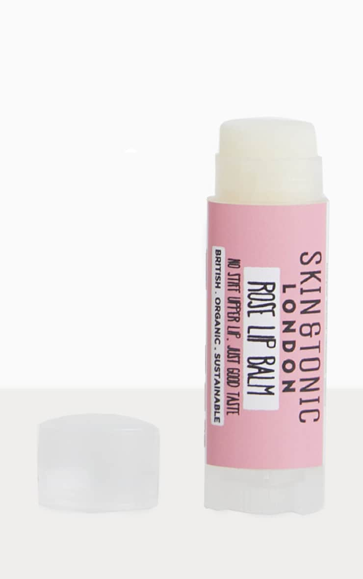 Skin & Tonic London Rose Lip Balm 2