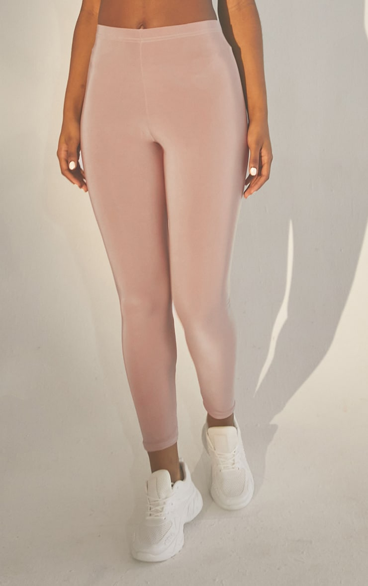 Second Skin Truffle High Waist Legging 2