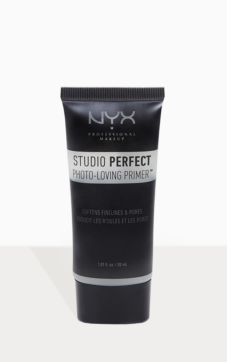 NYX PMU Studio Perfect Primer Clear 2