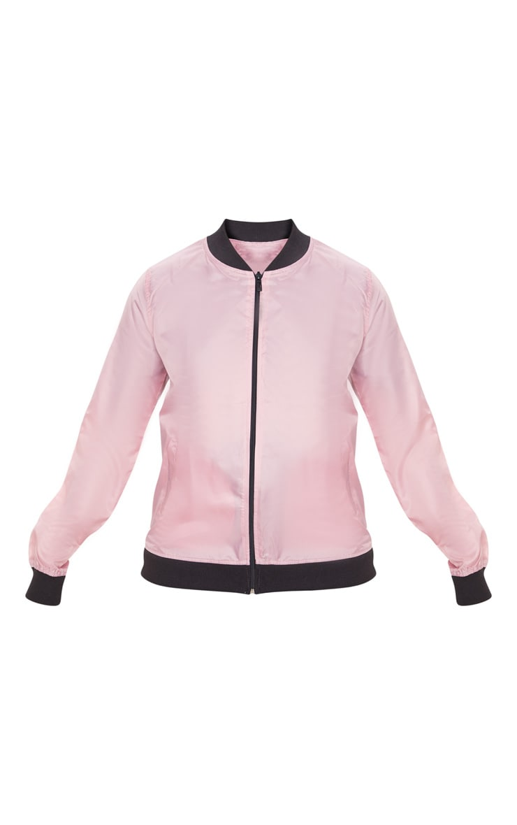 Rose Lightweight Bomber Jacket 3