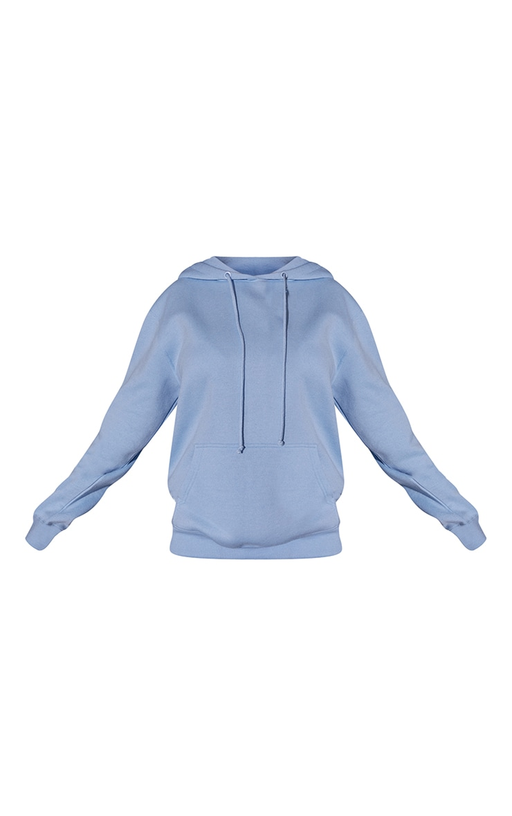 Light Blue Ultimate Oversized Hoodie  5