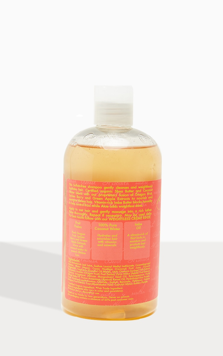 Shea Moisture Fruit Fusion Shampoo 384ml 2