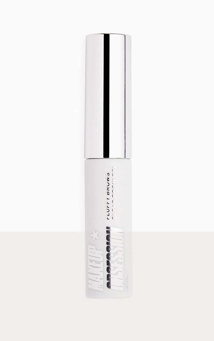 Makeup Obsession Fluffy Brow Gel Clear 2