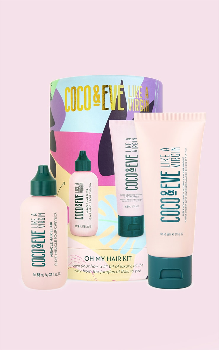 Coco & Eve Oh My Hair Kit 1