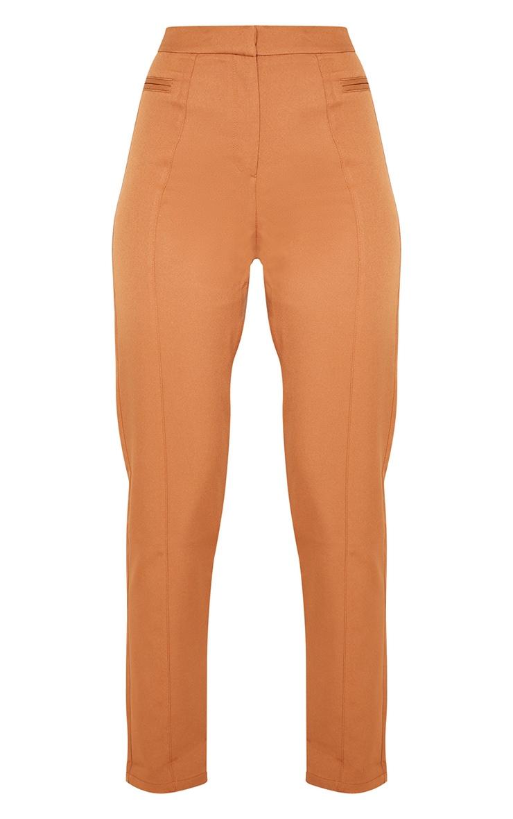 Camel Suit Pants  3