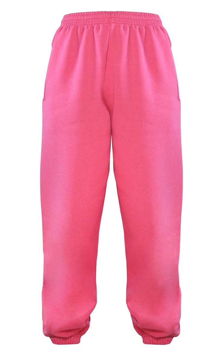 Hot Pink Joggers 5