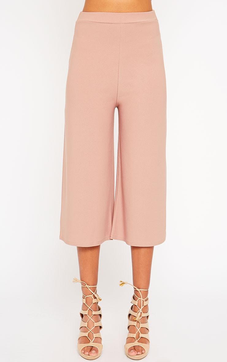 Zafia Dusty Pink Culottes 2