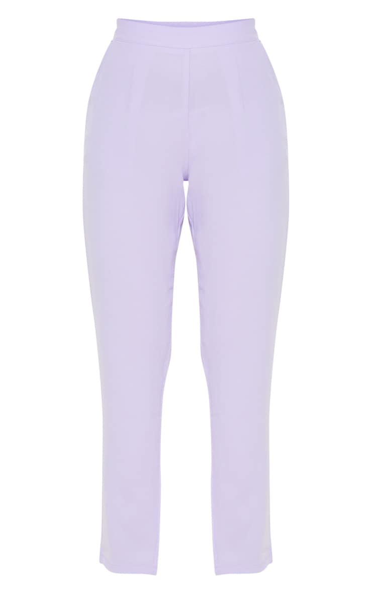 Lilac Tailored Trousers 6