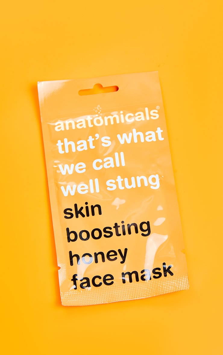 Anatomicals That's What We Call Well Stung Face Mask 3
