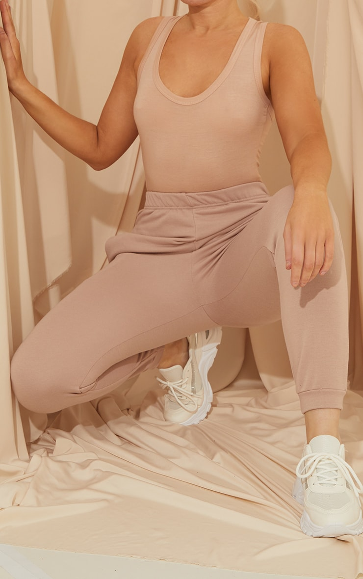 Casual Nude Joggers 4
