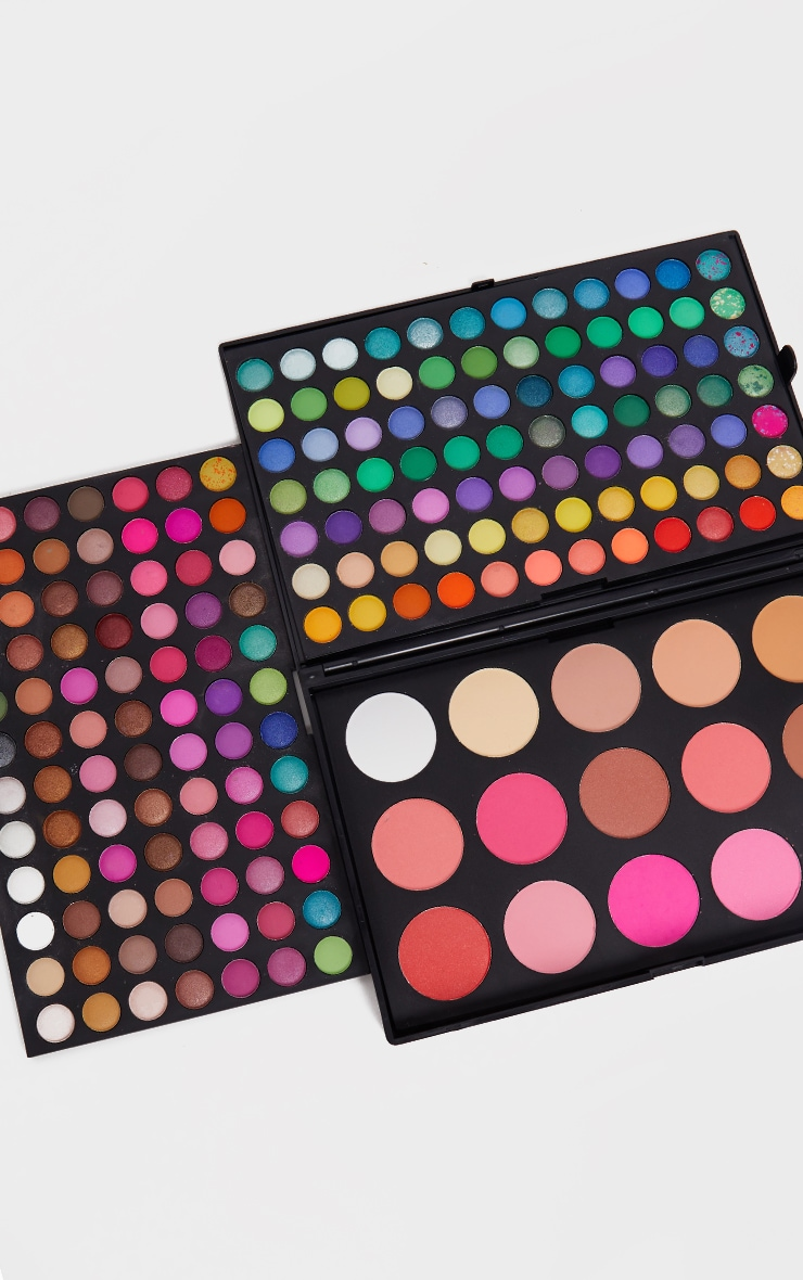 183 Shade Eyeshadow & Face Palette Bundle 2