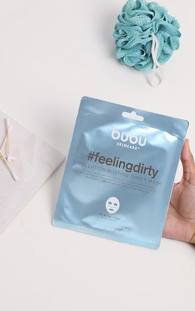 Bubu Skincare feelingdirty Pollution Protection Mask