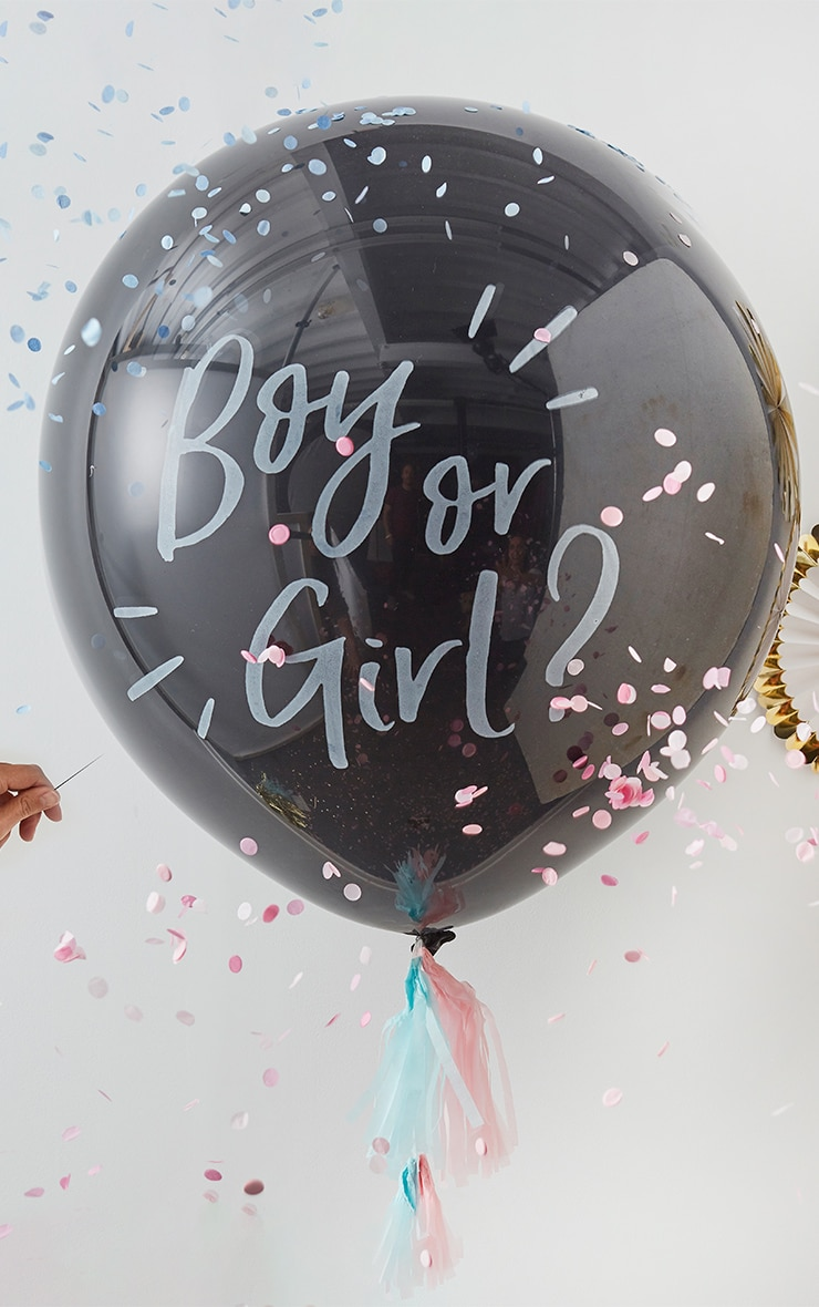 Ginger Ray Balloons Gender Reveal Balloon 1