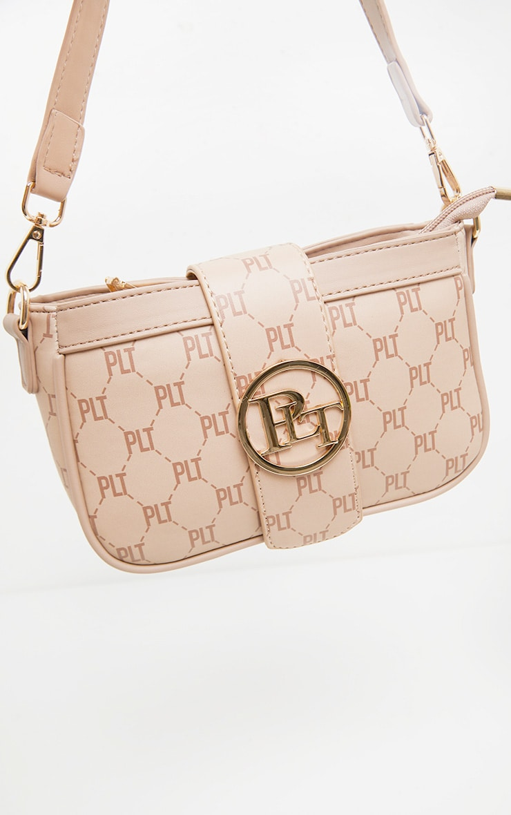 PRETTYLITTLETHING Fawn 90s Shoulder Bag 4