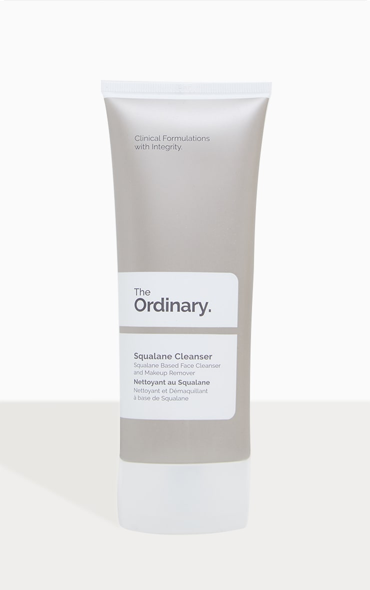 The Ordinary Supersize Squalane Cleanser 150ml 1