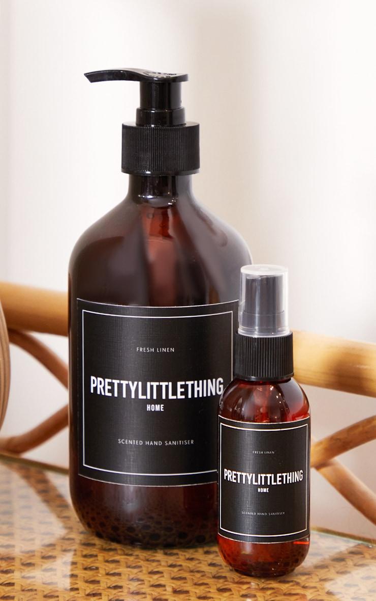 PRETTYLITTLETHING Fresh Linen Hand Sanitiser 60ml 1