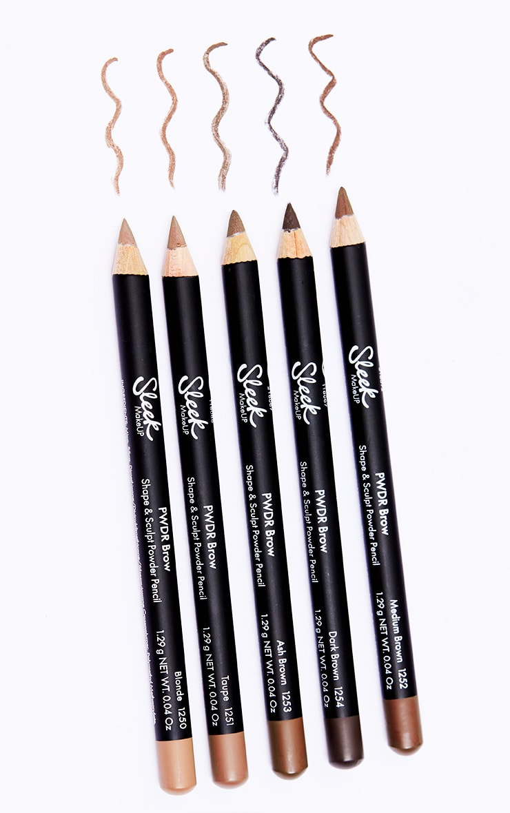 Sleek MakeUP PWDR Brow Pencil Taupe 3