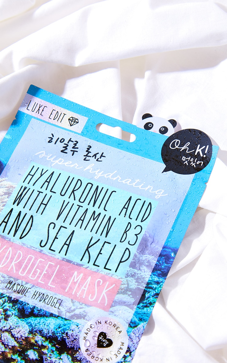 Oh K! Marine Hyaluronic Acid Mask 1
